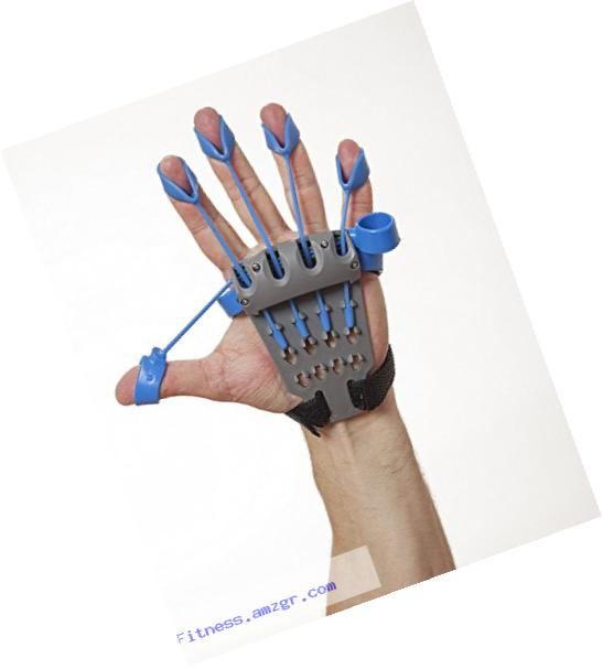 Clinically Fit Xtensor Reverse Hand Grip Strengthener Forearm Training Device Improves Finger Flexibility Helping Hand Stiffness